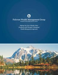 Fulcrum Wealth Management Brochure
