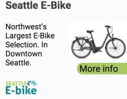 Seattle E-Bike Google AdWords